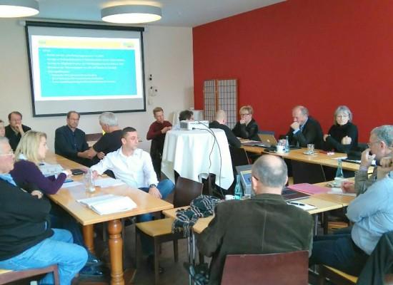 Regionalkonferenz im Hoteltow